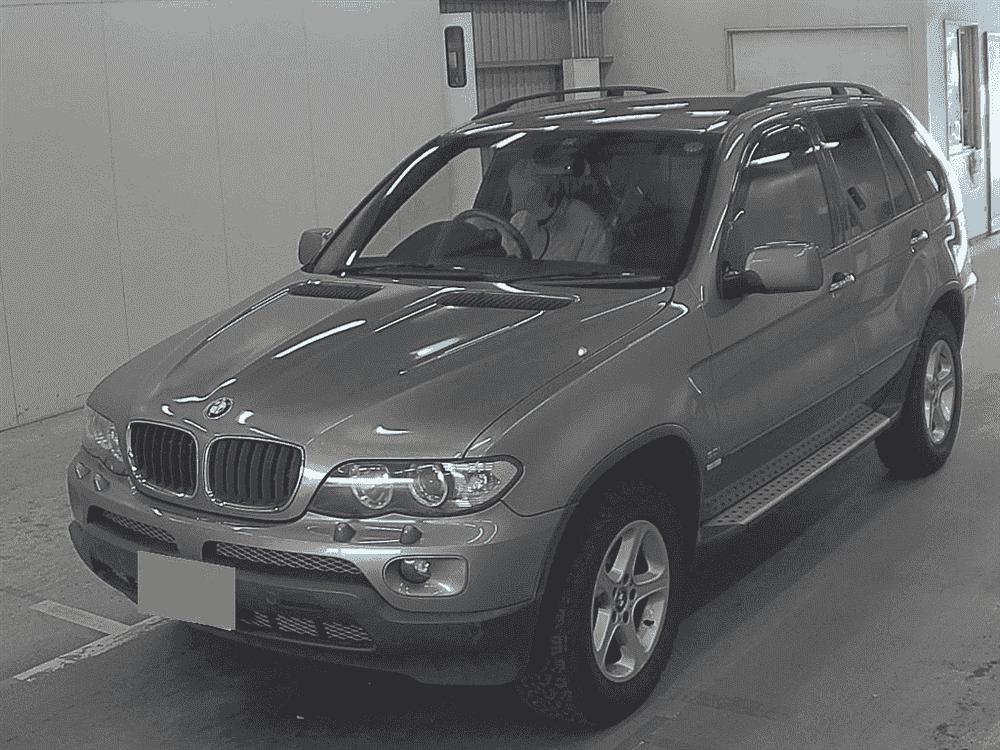 BMW X5 3.0I 2007