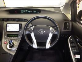 TOYOTA PRIUS S TOURING SELECTION 2012