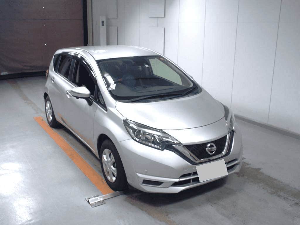NISSAN NOTE X 2017