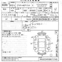 AUDI A6 AVANTE AVANTE 3.2FSI QUATTRO S LINE PACKAGE 2004